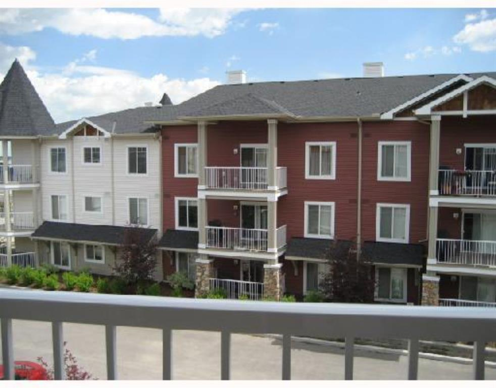 Nice condo located conveniently in Panorama Hills. Features 2 bedrooms & 2 bathrooms. On the 2nd floor with a view to the east. Functional layout with patio door to the balcony. price includes underground titled parking. Good value :))