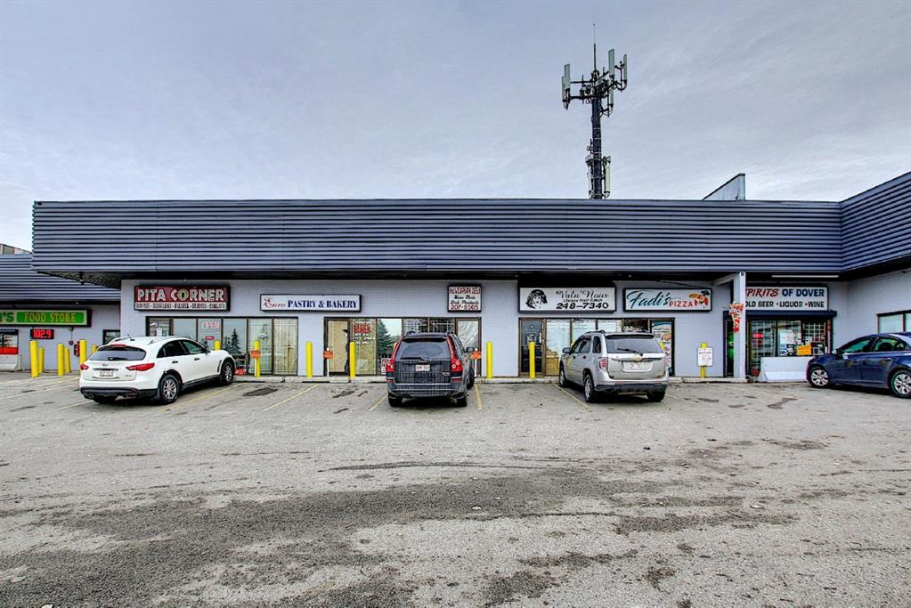 Excellent location, high traffic, great exposure with easy access from major arteries (Deerfoot and Barlow)