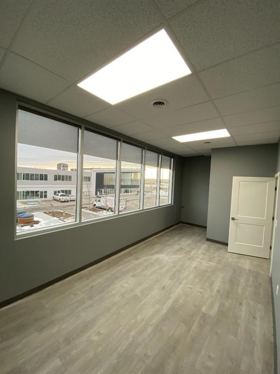 Brand New Office space in Jackson Port .  4 offices available for lease individually .  Located close to Country Hills Blvd , Metis Trail, 36 Street.