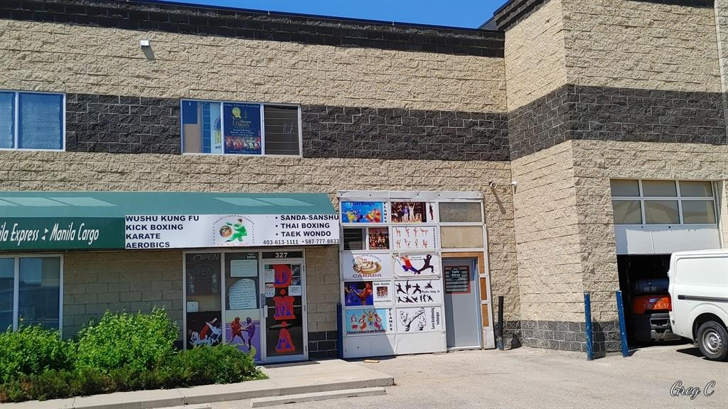 This successful business has outgrown this condo and is needing to expand. They are willing to rent the facility on a lease back arrangement for 1 to 2 years. Great for Martial Arts, Dance Studio, Training Facility, Church, Mosque or House of Prayer.  Close proximity to Metis Trail NE, McKnight Boulevard, & Stoney Trail, and YYC International Airport - Walking distance to McKnight Trial & C-Train Station (Westwinds). 3836 Sq.Ft. with 1918 Sq.Ft. on each floor (plus deeded parking stalls out front),  2 Floors of open gym/classroom area with separate access,  6 washrooms, Steel and concrete 2nd-floor structure with significant weight capacities, Nearby amenities include Tim Hortons, Anytime Fitness, Real Canadian Superstore, and Prairie Winds Park, Overhead Door (has been disabled), 250 Amps @ 120/208 Volt, 3 Phase, LED Lighting throughout (significant impact on electrical costs), Wall & floor padding, and TV?s are not included but can be included for additional consideration, Property Taxes: 668/month (Jan 2021), Condo Fees: $262/month (2020 ? includes Insurance, exterior building, yard and lot maintenance and reserve fund contribution).    MAIN FLOOR CONSISTS OF: a front vestibule/entrance, small office area, small kitchenette, and a sitting/viewing area. Large open gym/class area. 11.5-ft ceiling height. 3 washrooms (two off front area one at the back of the gym).  Fresh recirculating air systems included. Ceiling mounted natural gas-fired heater units.    SECOND FLOOR CONSISTS OF: Large open gym/class area with a sloping ceiling of 10.5 to 11-ft, 3 washrooms (one at the front (plus a shower) & two at the back of the gym). Fresh recirculating air systems included. Ceiling mounted gas fired heater units. Zoning: DC (Direct Control - Bylaw 103Z94).    PERMITTED USES: Ancillary commercial uses, Auction halls, Athletic and recreational facilities, Auto body and paint shops, Automotive sales and rentals, Automotive services, Automotive specialties, Cleaning, servicing, 