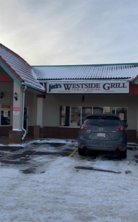 Storefront bay for lease in one of the top located strip plazas in Chestermere. Located on the West edge of town with good access to 17th Ave SE. Plenty of parking on site shared between building tenants and customers. 1 bathroom. No basement.