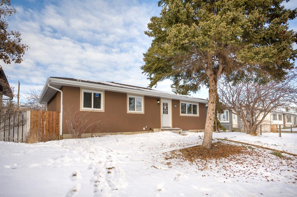 Welcome to this beautifully renovated home in the established, convenient and desired neighborhood of Marlborough. This huge Bungalow was recently renovated from top to bottom, with great schools within walking distance, public transportation, play ground, Marlborough Mall and all amenities close by. Pride of ownership is evident before you even walk through the door. This amazing Bungalow renovated from top to bottom features huge living room, dining room that opens up to the new Trendy Kitchen, with brand new appliances, three decent size bedrooms, one full washroom and Laundry upstairs, Basement is fully finished and offers good size 2 bedrooms, full bathroom , huge living room and wetbar/ full kitchen ,separate laundry and a lot more to offer, Fully fenced and HUGE landscaped Backyard, double over sized garage is just a bonus, Property is vacant and ready for quick possession. Shows great. Visit today and bring your best offer.��