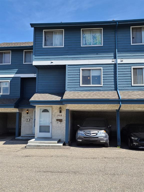 First time buyers & investors opportunity here! Well maintained 4-level split townhouse located in Marlborough. 3 good sized bedroom located on upper floor. The family room features a wood fireplace and natural lighting through the patio door from backyard. Basement could be developed with your imagination or could just be used as storage. This unit also includes a single car-port. Close to LRT, shopping malls, and the hospital.