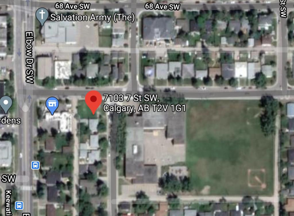 Attn: Builders + Developers  **New Build Opportunity**  65 x 100 M-CG raw land, 6500 sq ft. Located at the end of a cul-de-sac, walking distance to transit Chinook Mall and MacLeod Trail. Comes with build plans and a DP  for a new residential row development. Call for further details!