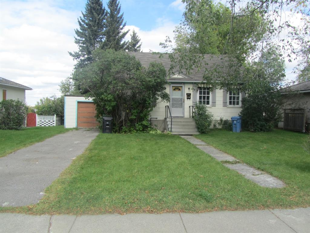 66 FT x 330 FT  A UNIQUE and RARE LOT in the city of Calgary.  Located in the heart of Winston heights .  Property is mainly Land Value...currently  tenant occupied.  The property has been cleared and is ready for your imagination. come build your dream home or two,  It would be hard to find a similar lot that gives you such  a vast array of options. inner city living with a great deal of space for a  dream back yard.