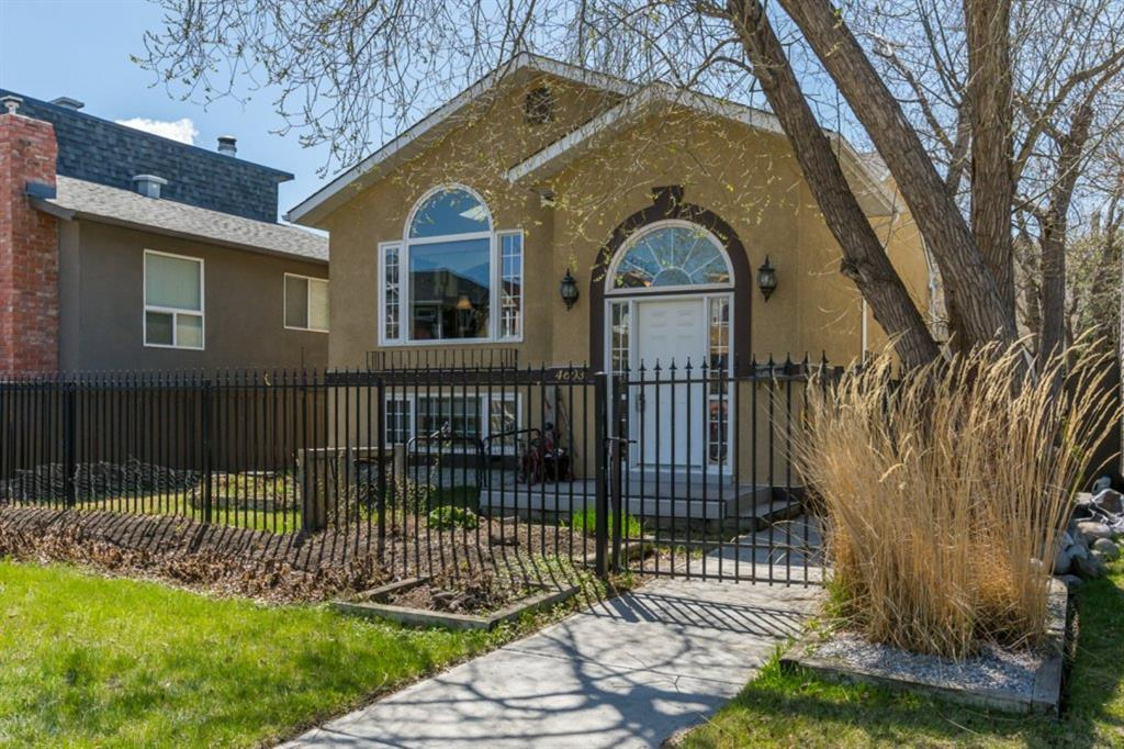 Welcome home to this beautifully maintained bi-level walkout in the highly desirable neighbourhood of Montgomery!! Steps from river pathways and parks this is a wonderful home. Featuring many upgrades: new roof, new garage, newer furnace, hot water tank, most windows including 2 skylights that let in so much natural light. The kitchen has been updated with new appliances, granite countertops and hardwood flooring throughout. The exterior has a new attached garage with a fully waterproof duradek on top to enjoy the amazing South facing backyard. This home has a ton of character and is move-in ready. Alternatively, this is one of the few remaining developing R-C2 lots available in the most amazing inner city NW location so there is major potential for investment as well. So Many Amenities Are Just Steps Away - Market Mall, Bowmont Park & River Pathways, Grocery Store, C-Train/Transit & Bike Paths To The University / Children's Hospital & Foothills Hospital. Unbeatable Location! Nearby Restaurants, Cafe?s, River Pathway To Downtown + Easy Commuting: Access To 16ave, Memorial Dr, Sarcee, Stoney & Crowchild. Quick Access To The Mountains!!! Act Quick: This Is A Beautiful Piece Of Property Perched In The Perfect Spot In One Of Calgary?s Best Communities!