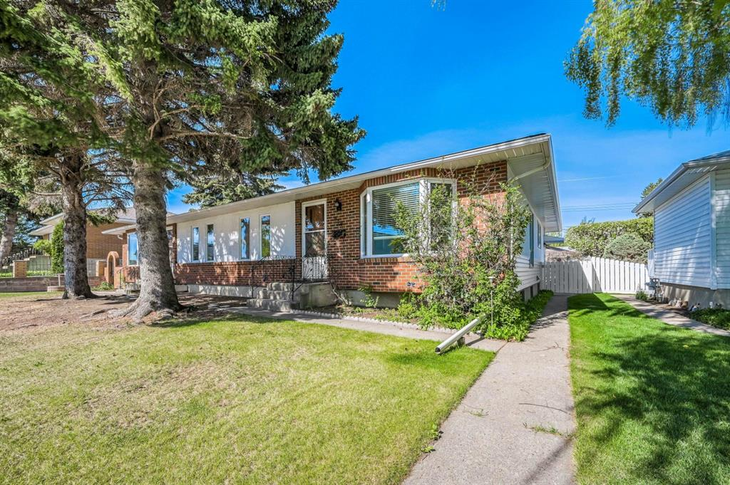 LOT SIZE 75 x 125 R-C2 land use zoning.  Side by side duplex under one title on a nice street with lots of new development.  House has over 1150 square feet on each side. Two bedrooms and a den but could easily be converted back to 3 bedrooms. Both basements fully developed with kitchens, bathrooms and laundry. Combined the property has 4 Fridges, 3 stoves, 4 dishwashers and 2 washers and 2 dryers. The property has been occupied by the family since new in 1960. Constructed out of fir and built to last.  Has a large  22 x 24 detached double garage and lots of parking. Subdivide the lot or hold for a while. Lots of options with this property. Seller will change out carpet  in   the upper two bedrooms and lower family room in unit 941.