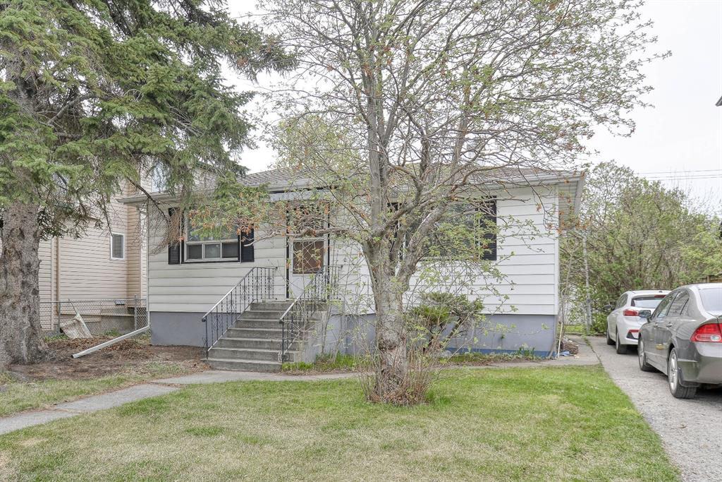 LOCATION, LOCATION, LOCATION! | Prime Inner-City RC-2 Lot (50? X 120?) under $580K | Only 5 Minutes Walk To SAIT, C-Train Station, Schools, & Shopping on 16 Ave | Superb Quiet Crescent Location w/ Sunny South Backyard | Investor Alert: Excellent Holding Property w/ Illegal Basement Suite | Solid 2+2 Up/Down Suites Bungalow perfect for Redevelopment or Investment | ***Check Out the Virtual 3D Tour*** | Welcome to the sough-after Inner-City Community of Capitol Hill, this 2+2 Bedroom, 2 Bath Family Home offer Sunny South Backyard w/ Tons of Natural Light throughout, Hardwood Floors on Main, Good Sized Living Room, Kitchen w/ Large Breakfast Nook, 2 Good Sized Bedrooms and 4 pc Main Bath complete this level. Fully Developed Basement w/ Separate Entrance features another Living Room, 2 Bedrooms w/ Large Windows, 2nd Kitchen w/ Stove & Eating Area, 3 pc Bath, and the Shared Laundry Room. Huge Backyard w/ Mature Trees, Single Detached Garage w/ Back Alley Access. Easy Access to Downtown, Northhill Mall, The University of Calgary, Foothills and Children Hospital, and Major Routes (Deerfoot Trail, 14 Street & Crowchild Trail). House is in Original Condition and Mainly Land Value for building Infill.  Hurry while the Mortgage Interest Rates are at All Time Low! Don?t Miss this Fantastic Opportunity!