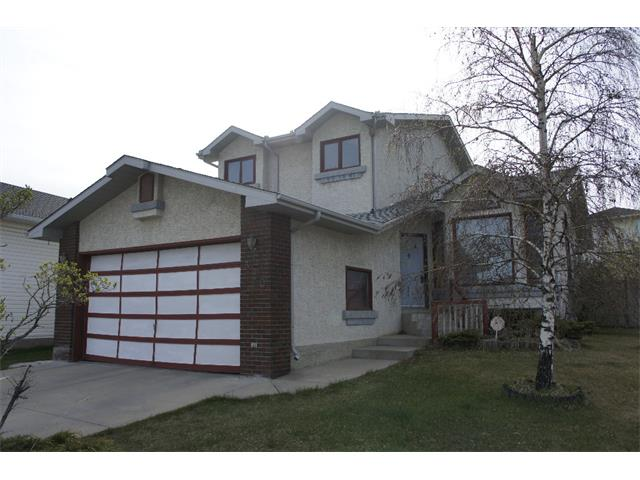 Walking distance to school and fully developed, welcome to this well kept single family home in Macewan Glen.  It features newer roof shingles, upgraded water pipes (not Poly B), newer furnace and hot water tank, some newer windows, and stainless steel fridge and stove.  It has 3 good size bedrooms up, master bedroom with ensuite, total 3.5 bathrooms, main floor with vaulted ceiling, main floor den, spacious living room and dining area, large family with built in bookcase and fireplace, sunny kitchen with nook, developed basement with second family room, large bedroom, full bath, and den can be used as a guest bedroom.  It also has a sunny deck, storage shed, double front attached garage, fully fenced and nicely landscaped.  It is walking distance to school, public transit, close to playground, shopping, and easy access to major roads.  ** 320 Macewan Valley Road NW **