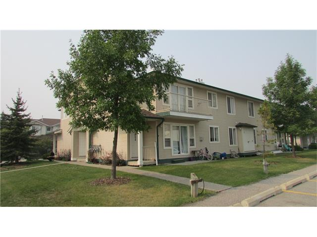 Great property for a first time home buyer, or for the investor, located on the east side of High River. Main floor unit, with easy access and great parking. Inside is well laid out with 2 bedrooms (the master with a walk in closet), a cozy living room with corner gas fireplace, and patio doors that lead to a nice little patio. The kitchen is a good size, and has an eating bar, and there is still enough room for your dinette.