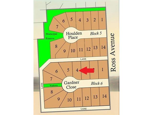 Muir Ranch presents 16 Gardner Close. Build your dream home in this well laid out development located in the Hamlet of Cayley which is located just a short distance to High River, Okotoks and Calgary. Fully serviced, low taxes, and quality builder available and ready to work with you. 