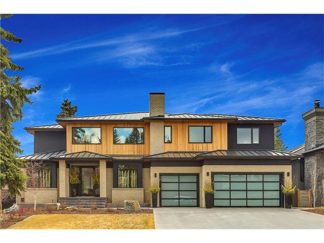 OPEN HOUSE! Saturday Nov 25th from 2:00pm to 4:30pm. Contemporary 2014 build, steps from boutique shops, grocery & Starbucks in highly coveted Britannia with 4 ensuite bedrooms & a 4 car garage, on a generous 74? wide lot with sunny south backyard! Hints of West Coast design meet modern elegance in this light & open residence with developed basement & over 5630SF of living space. Spoil yourself with high-end appliances (induction range, multiple dishwashers, glass front wine fridge), heated floors, custom window coverings, a sculptural staircase of steel, wood & glass, extensive built-ins (large mudroom, several walk-in closets), clean lines, quartz counters, stone backsplash, glass railings, chic lighting, home automation system, in-floor heating & central air conditioning. Entertaining oriented main level with large dining room, open kitchen, glass wall den. 4 bedrooms, 4 ensuite bathrooms, bonus rm & laundry rm upstairs. Basement developed with media/games room & 5th bedroom + bathroom.