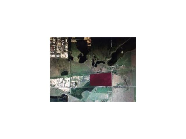 FOR SALE OR FOR LEASE. Here is an opportunity to purchase a total of 6 acres of net usable I-G (Industrial General) acres. Price is $2.28 mil. /6 developed acres. There are four (4) separate six acre parcels available at $2.28 mil. each. 72 adjoining acres of designated wetlands also available, please inquire. LEASE or SALE of entire 24 acres possible. Please inquire for details. Property conveniently located within the City of Calgary limits and is about 3.2 km East from Stoney Trail. Zoning for the parcel is a mix of I-G , S-FUD (Special Purpose ? Future Urban Development) & S-UN ( Special Purpose ? Urban Nature). These Zoning offers a wide variety of potential usages. Kindly note the parcel contains wetland areas and thus there is a potential for tax benefits to the Purchaser. Some allowable uses are: (a) Auto Body and Paint Shop; (b) Auto Service ? Major; (c) Auto Service ? Minor;(d) Beverage Container Drop-Off Depot;(e) Car Wash Single and/or Multi-Vehicle;(g) Catering Service ? Major & Minor;