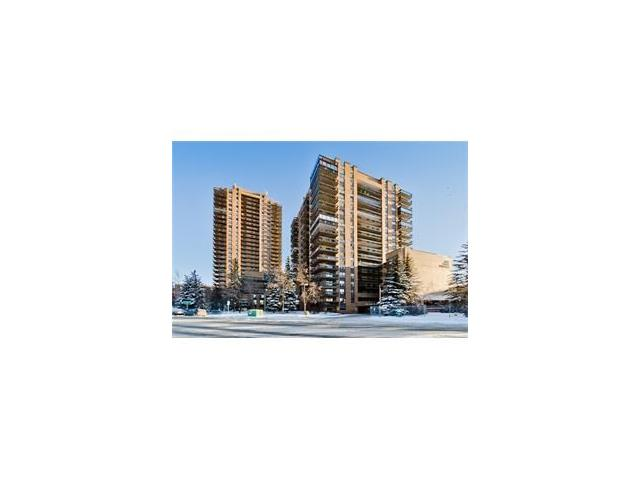 Condo fees include most utilities in this one! You will enjoy the gorgeous sunrise & awesome views to the south, SE & SW from this 18th floor apartment condo. Featuring a spacious kitchen with plenty of room for your table & chairs, living room with patio doors to a good size balcony, large master bedroom & large closet, full main bath, stacking washer & dryer, in-suite storage & one heated underground parking stall. Walking distance to the bus stop or Southland LRT station & Southland Crossing with all the necessities. For your enjoyment there is an exercise room, sauna, bike racks & a social room with a library, puzzle tables, television & is also available for your private get togethers with friends & family. This is a quiet adult building & in a very convenient location.