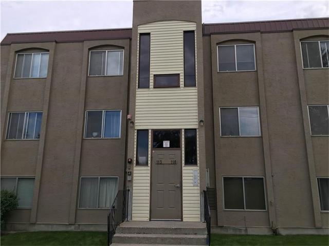 Location .Location. Location .its all about the location .great for the 1st time home buyer or investment property .2 bedroom condo with 1.5 bathroom .Master bedroom has 2 piece en-suite .just few minutes walk from the c-train station ,shopping ,school and playground .won't last long at this price .