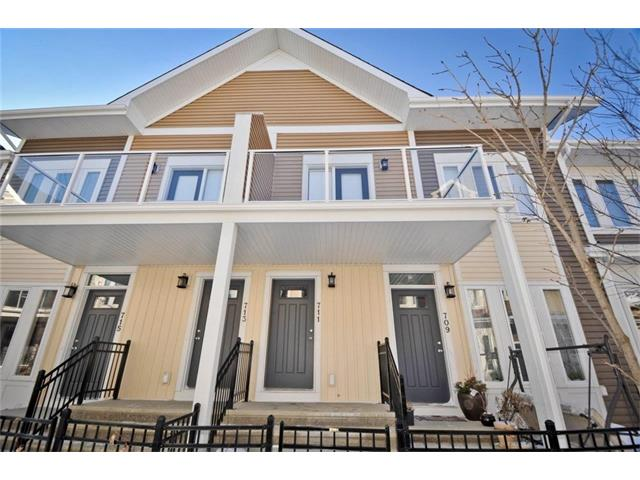 Welcome Auburn Bay!!! This property is perfect for new home buyers and investors alike!! Super close to the brand new South Hospital. This one bed, one bath townhome is simply gorgeous. Sleek kitchen with stone countertops and stainless steel appliances. This stunning kitchen is complemented by beautiful hardwood floors. Single attached garage so no more parking on the street! Awesome lake access with all amenities!! Book a showing today and come find your new home!