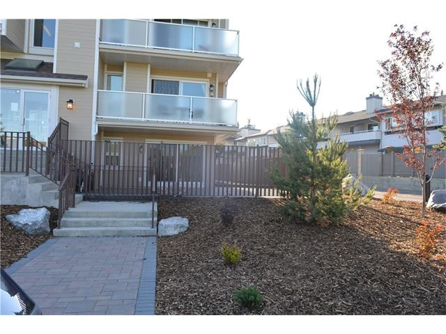 Nice one bedroom in desirable Landmark Estates. Some new upgrades like flooring throughout and bathroom tiles. Complex has just gone through a massive overhaul in last 2 years. New siding, glass decks, windows, landscaping, fencing and removal of costly ponds! Private balcony looking west to mountains and COP. Walk across close proximity pedestrian bridge to MarketMall. Close to UofC, Foothills hospital and a host of other amenities.
