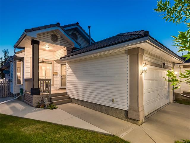 GORGEOUS bungalow w/over 2239 sq ft of living space in SOUGHT AFTER Douglas Glen in a QUIET CUL-DE-SAC on a BIG 488 sq mt PIE SHAPED lot w/WEST facing back yard! TONS of features you will LOVE inc FRESHLY painted, NEW appliances, TAPS, SINK + GRANITE counters in the updated kitchen, HARDWOOD floors, FINISHED basement, COZY GAS FIREPLACE, DOUBLE ATTACHED HEATED GARAGE w/STORAGE + more! The SPACIOUS floor plan has a WELCOMING foyer w/storage closet + laundry/mud rm, OPEN CONCEPT living rm w/FIREPLACE w/TILE surround, dining area + BEAUTIFUL kitchen w/WHITE cabinetry, HANDY ISLAND, CORNER PANTRY, STAINLESS STEEL appliances + door to the GREAT BACK DECK w/NEW PAINT! 2 GOOD SIZED bedrooms on the main floor inc the Master Suite w/BRIGHT BAY WINDOW + WALK-IN CLOSET, + 4 pce family bathroom w/GRANITE counter! Downstairs is a HUGE FAMILY RM, 2 further BIG BEDROOMS, 4 pce bathroom + LARGE storage rm! The LOW-MAINTENANCE yard has a HANDY STORAGE SHED + is FULLY FENCED! GREAT VALUE here so book your showing today!!!