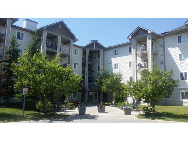 Fantastic Price for this Cozy 1 Bedroom, 1 Bathroom, Top Floor Unit. In-Suite laundry (Washer & Dryer Included). All Kitchen Appliances are Included too. Unit also comes with a Surface Parking Stall that you can see from your Large West Facing Balcony. Condo fees include all Utilities -  Heat, Water & Electricity. Close to all sorts of amenities such as schools, playgrounds, shopping, restaurants, grocery stores, transportation, new commercial shopping plazas, Stoney Trail, 17th Avenue, and much more. Ideal Location right across from Elliston Park - Home of the famous Globalfest Fireworks. Excellent Value. Priced below City Assessment! A Great Purchase for First Time Buyers or Investors looking for Rental Revenue.