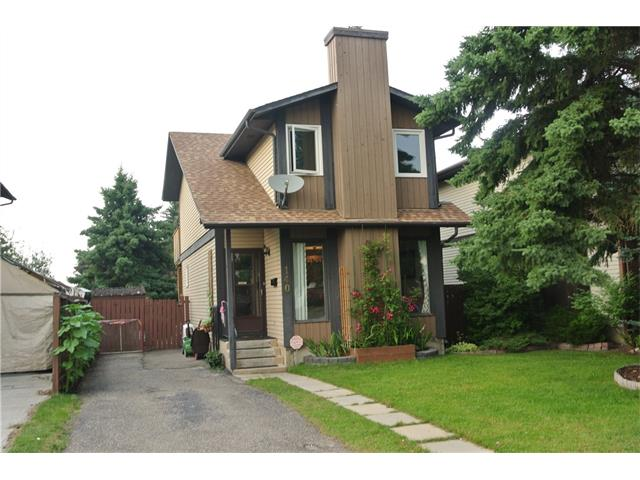 Why pay condo fees, Best Price in MacEwan Glen, Don?t delay jump on this listing, a great starter home with ample room for the family. Spacious main floor with dining room and nice front entry. Open kitchen with great lighting. The main floor is a very comfortable are and there is a nice covered deck in the backyard for your enjoyment. Three good sized bedrooms up with a 4-pc bath, the master has gorgeous French Doors onto another deck which makes this property very unique. Windows in most rooms have recently been replaced with high quality vinyl.  The roof was also recently replaced and still holds warranty. The basement is fully developed and is a great entertainment area. The TV and Built In wall unit are included. Very close to nearby Daycare and general shopping.This is a wonderful starter home and needs to be high on your list for viewing. Book your showing today!!!