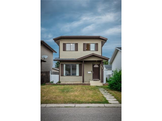 """What a great opportunity for the first time buyer or investor!! Great location, 6 minutes walk to Shawnassey LRT, Super store, Wal-Mart, Property is zone R-C2, it has a separate entrance to the basement illegal """"suite"""" with no kitchen, where there is one bedroom, 3 piece bathroom,  shared laundry by the back entrance, great for a student to help you with mortgage payment.  Upstairs you will find good size master bedroom, plus two more bedrooms with a 4 piece bathroom, very bright and sunny. Few upgrade over the past years, NEW FURNACE, NEW HOT WATER TANK in 2012, NEW ROOF in 2016, NEW FRENCH  DOOR to the balcony. Detached double garage with back lane access. Rare opportunity to have a home in this area with double garage and fully finished basement at this affordable price !! Don't miss it!!"""