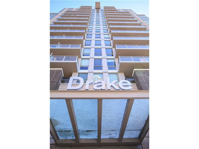 Welcome to the Drake! This 11th floor unit has beautiful exposure to the east and downtown. This condo is steps to 17th ave, downtown, and many beltline amenities. ONE OF THE BEST LOCATIONS IN THE BELTLINE. This open floor plan comes with numerous high end features. Quartz countertops throughout, dark wide plank floors, SS appliances, and beautiful kitchen cabinets. Floor to ceiling windows provide an abundance of light with glorious views of the beltline. There is stacked insuite laundry. The unit also has titled underground parking (close to elevators) and 2 storage lockers. The storage locker room is located on the 2nd floor so no dust or dirt to deal with! Book your showing today!