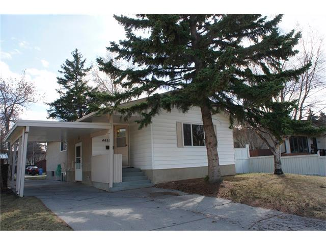 Welcome to this nice Bi level in prestige Varsity. It features laminated flooring and tiles throughout, new paint, new kitchen cabinets, newer windows, newer main floor washroom, and newer furnace. It has 3 bedrooms up and 3 bedrooms down, total 2 full bathrooms, large living room, spacious kitchen, separated entrance to the basement, and large car port. It closes to Market Mall, U of C, school, playground, public transits, and easy access to major roads. ** 4455 Vandergrift Crescent NW **