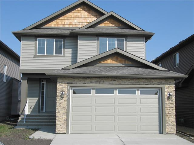 """Brand new 3 bedroom, 2.5 bath DS Homes in desirable Montrose! Every DS spec home offers all of the upgrades you desire including: quartz counter tops throughout, 3/4"""" wide plank engineered hardwood, stainless steel appliances included, 9ft main floor knock down ceiling coupled with towering 8ft doors, 5pc ensuite with double vanities and separate soaker tub and bonus room. Timeless, traditional dark cabinetry and neutral colours throughout. This model features upper floor laundry, large mud room with walk-through pantry, gas fireplace and gorgeous views from front and back. Book your showing today and Make it Happen! Or register and build your very own custom home."""
