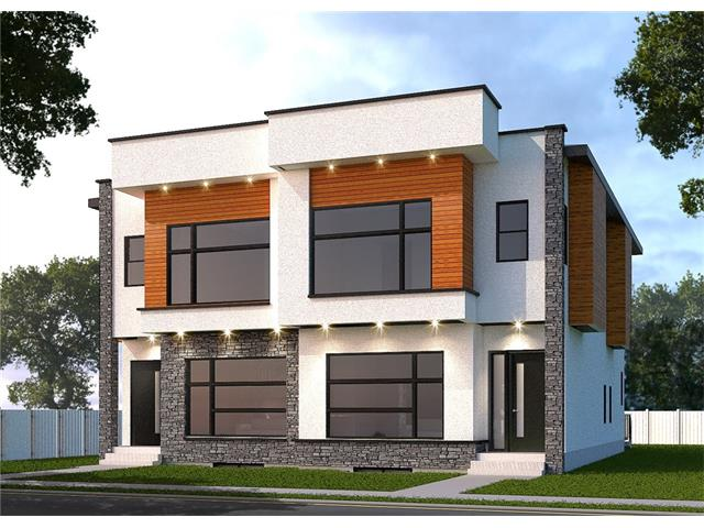 Tired of looking at Spec Homes? Wish you could pick your own interior décor? Here?s your chance on one of the quietest and re-developed streets in Killarney!  The Builder is giving you the opportunity to select the interior finishing to give it your own personal touch on this brand-new luxury executive home! Yours to design, featuring 10? flat painted ceilings on the main floor, hardwood flooring, quartz counter tops, a gas fireplace with your choice of tile or stone, built-ins in the living room, stainless steel appliances and your selection of all lighting fixtures. Let your creativity continue up the open riser staircase where you will select your interior décor throughout the common 4-piece bathroom, 3 spacious bedrooms including the master featuring a walk-in closet with built-ins and a 5-piece en-suite with a deep free-standing soaker tub. The lower level has in-floor heating and features a rec room with built-ins and 7.1 surround sound, a wet bar, a 4th bedroom and a 3rd full bathroom. Call Now!