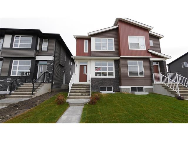 Beautiful build by Morrison Homes.  Bright, open and a side door leading directly to the basement for those with an investment in mind. Enjoy comfort knowing you're in good hands with a quality builder.  3 Bedrooms upstairs with the Master including an ensuite.  Front already sodded and 2 car parking pad in place out back.  Worth checking out!