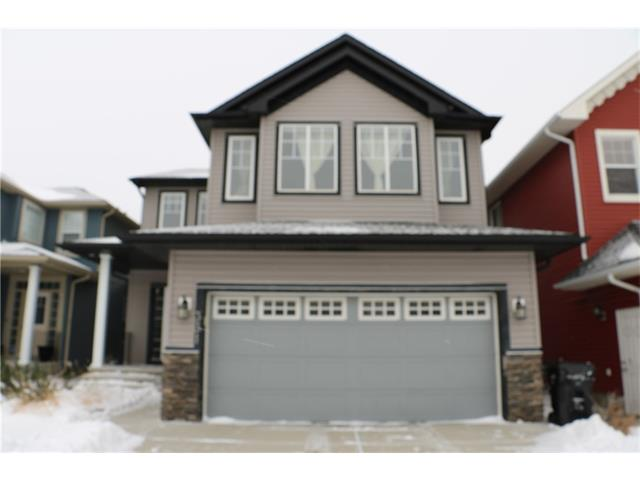 Compare the price of this home w/ similar sized ones in Royal Oak! Large 2 storey family home w/ over 3,569 sq ft developed, 4 bedrooms, a huge den (could be the 5th bedroom), bonus room, 3.5 baths & located at the end of a family safe cul de sac within walking distance to bus stops, shopping, schools, playground & other major amenities. This home also provide easy access to major road arteries in NW Calgary. Other features include gourmet kitchen w/ granite counter top, walk-thru pantry, center island & stainless steel appliances, formal dining room w/ gas fireplace, media room w/ a home theater (included), 2 furnaces, deck, central vac & a fully fenced yard. Vacant for immediate possession.