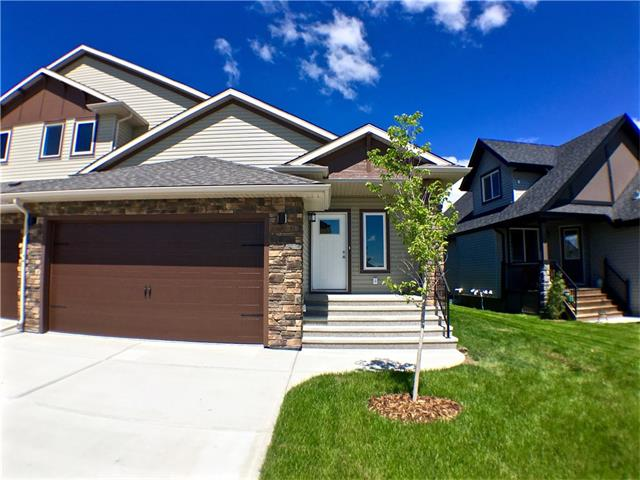 Brand New 1442 sq.ft. bungalow in Highwood Village with ally access. Open concept plan, kitchen with large island, granite, and upgraded cabinets. 2 bedrooms, master with 4 pc ensuite and walk-in closet. Yard is landscaped and fenced. Quick possession!