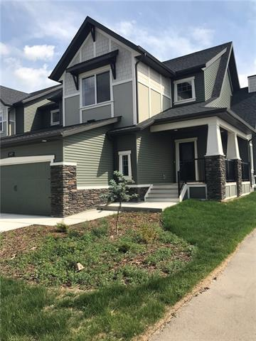 Welcome Home to 147 Cooperswood Place. This amazing 1810 square ft. ed unit townhome( No condo fees) offers everything you are looking for including a double attached garage. Packed with features including Maple cabinets, quartz countertops, SS appliances and laminate and tile flooring. Wide open main floor with beautiful center stone highlighted fireplace. Upstairs offers large master bedroom with beautiful ensuite and fantastic walk-in closet. 2 more bedrooms, a 4 piece bath and convenient upper floor laundry complete the space. Coopers offers miles of pathways, greenspace and parks. Now open is a fantastic Market area offering grocery, gas, drugstore, coffee shop and much more. Call today!!