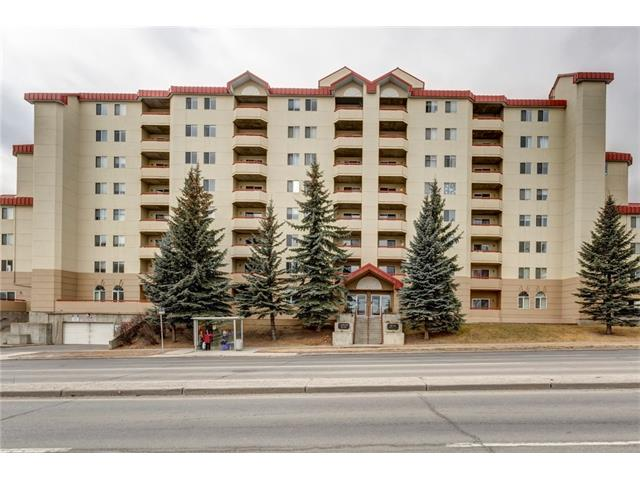 FANTASTIC LOCATION! Walking distance to University of Calgary, Banff Trail Station, Foothills Hospital, Children's Hospital, and McMahon Stadium. This condo offers 2 bedrooms, 2 full bathrooms, underground secure parking (#16), balcony, and nearly 1000 sq ft of living space. Whether you have a child going university or you are looking for a great investment property with appreciation potential, this is the home for you. Call now to book your private showing today before its gone.
