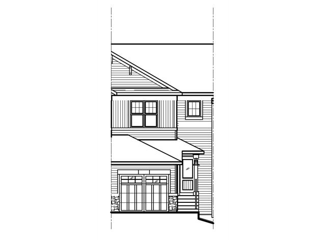 """Brand new the Andover by Stepper Homes. Building for over 60 years. Townhome living at its best with NO condo fees. Possession set for Feb/18. The upgrades & features include: gas line to deck & range, carpet, LVP & tile, quartz in kitchen, knock down ceilings, wrought iron railings, 8' x 7'6"""" deck, landscaped, fenced yard, single attached garage & so much more. The main floor features a 2pc bath, spacious great room that has access to the deck/yard, good size kitchen that offers an island, pantry & nook. The upper floor features a 4pc bath, laundry, loft & 3 good size bedrooms. The master bedroom offers a walk in closet & full en suite. Exterior measurement 1405 SQ FT. The lower level is awaiting your ideas. Close to green spaces, shopping, schools & easy access to Banff."""