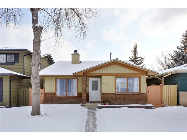 **INVESTOR ALERT** Unique opportunity to purchase with A+ tenants in place until July 2018 (paying $1700/month + utilities) ENJOY $8,500 in rental payments, then continue renting or move in! IMMACULATE 3 or 4 bedrm family home in CHOICE LOCATION on quiet cul-de-sac 3 houses from PARK! Location doesn't get any better than this - walk to lake entrance for YEAR ROUND LAKE ACCESS: skating, sledding, hockey, swimming, fishing, tennis, etc. This home has been TASTEFULLY UPDATED & PAINTED with bright kitchen, UPDATED appliances & SPACIOUS dining area. Living room features a WOOD BURNING FIREPLACE. 3 bedrms on upper floor, master with walk-in closet, and 4pc bathrm. Lower level has either a GENEROUS family room or a 4th bedrm and 3pc bathrm, laundry & storage. Large windows throughout allow PLENTY OF NATURAL LIGHT! Sunny SOUTH BACKYARD with deck and RETRACTABLE AWNING! Home has newer roof & storage shed. EXCELLENT FAMILY NEIGHBOURHOOD! Close to Fish Creek Park, soccer field, lake, schools, shopping, LRT & more!