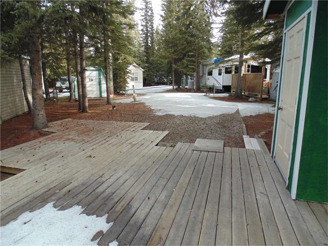 Lowest priced lot! Lot #58 in Riverside R.V. Village offers many opportunities for the outdoor adventurer. The gated RV & cottage community along the West bank of the Red Deer River, offer?s year-round creeks that flow through the park Adventures like canoeing, exploring, fishing - try out fly fishing, golfing, hiking etc. A fish pond where the kids can feed the fish will be fun, as well as a playground. Park provides year-round full-time caretaker and security staff. There is a clubhouse, washrooms, shower & laundry facilities. Water (municipal) and sewer are seasonal but there are year-round washrooms for the winter camper.