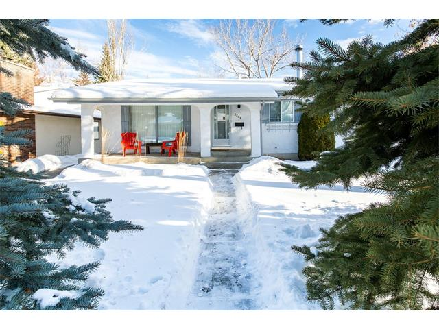 Positioned on an oversized lot in the heart of Oakridge, this solid bungalow features many recent updates. From the front door move through a bright living room towards the large kitchen with ample counter & cabinet space. Also on the main are 3 generous bedrooms. The Master features a 2pc. ensuite, and the 2 other bedrooms are complimented with a 4pc. bath. The bsmt is fully finished with a 4th bedroom, full bath, huge recreation area with fireplace, den and wetbar. Enjoy entertaining guests outside on the sunny patio or in the backyard with mature trees & ultimate privacy. The oversized double detached garage is perfect for the hobby enthusiast or someone who needs extra space for their toys. Enjoy being steps to great schools, parks, pathways and amenities. Call for your private tour, and check back soon for the video!