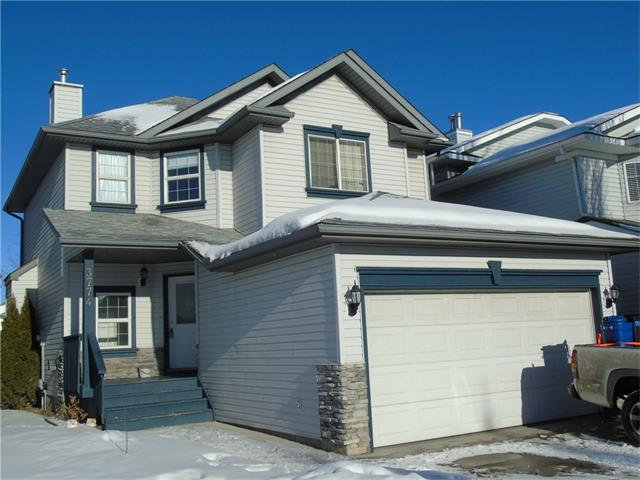 Welcome to the desirable community of Douglasdale! Live in this family-oriented 2 storey home close to grocery stores, restaurants, great schools, public transit, Deer Foot Trail, Stoney Trail a short walk to Fish Creek and Bow river pathways. The inviting main floor, with laminate flooring and new lighting features an open plan with a spacious living and dining area. The kitchen has a pantry, breakfast bar and island perfect to accommodate a crowd. The laundry is conveniently located on the main floor. The second floor boasts a master bedroom with walk-in closet and 4 pc en-suite; there are also 2 more bedrooms and a 4 pc bath. The full basement is partially finished (roughed in bathroom, bedroom & family room) and the Seller is including the drywall which was purchased to complete the job. The shingles were installed in 2015 (with warranty) and the furnace and water heater were replaced in 2016. New baseboards have been installed, walls washed and the house is sparkling clean. Come and see for yourself!