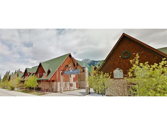 Two single-level, commercial condominium units in a stand-alone building facing Kananaskis Way in the Mystic Springs Resort.  Presently used as office, storage and common recreation room. A unique opportunity to own or lease one large or two single level units ideal for restaurant, spa, medical, office, visitor accommodation (short-term/vacation rentals) and more. Please refer to the land use Bylaw for all permitted uses.  May consider lease of $18.00/square foot per annum, if sold separately, condo fees would be prorated.  Contact your associate today to discuss this great opportunity.