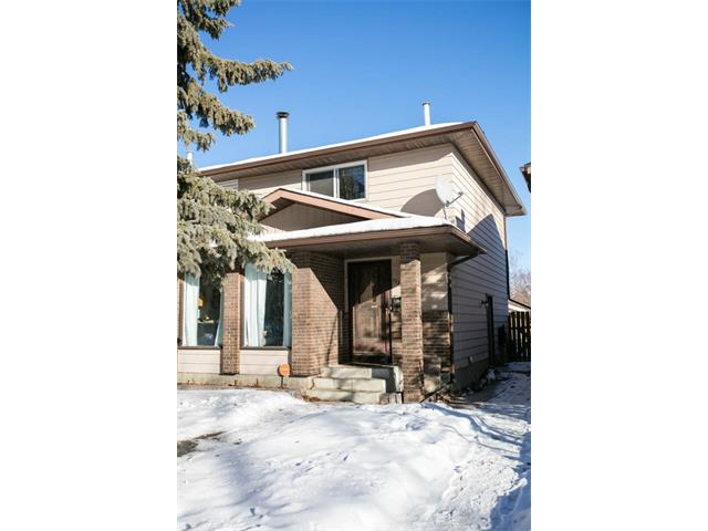 Welcome to your new home!  With over 1650 sq ft of living space, this home checks off numerous boxes. New roof in 2013, new kitchen in 2014, new bathroom in 2014, suited basement in 2015 and newer windows and patio door. On the main floor you will be greeted with a sunny West facing living room with huge windows allowing natural light to flood the room. The ceiling to floor wood burning stone fireplace makes for a cozy night  A massive open kitchen with stone countertops and huge breakfast bar facing East, allow for a coffee in the morning sun.  There is a dining room with patio doors leading to a newer deck and landscaped yard. Off the kitchen you will also find an area which could be a den, or breakfast nook. Finish the main floor off with a 2 piece bathroom. Upstairs there are 3 generous sized bedrooms and a 4 piece bathroom. Enter the basement from the main floor or the separate entrance to find a suite complete with bedroom, bathroom, living room and kitchen.  Don?t forget the single garage!