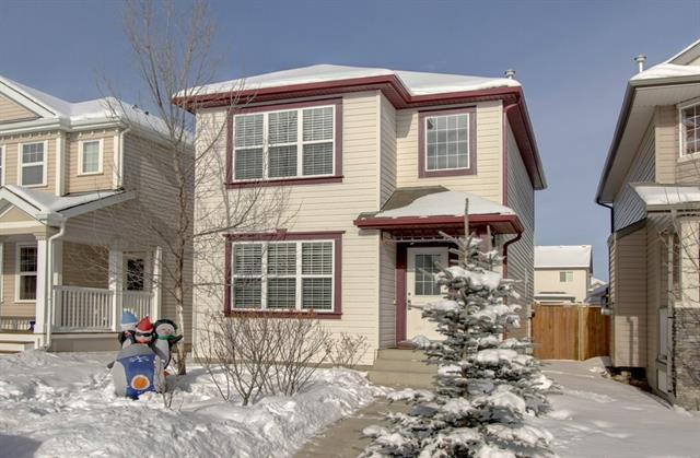 OPEN HOUSE SAT FEB 17TH. 2-4:30PM. Don't miss out on this gorgeous starter home in Evergreen, on a quiet street just around the corner from the Catholic elementary school and a short drive to Glenmore christian academy! Meticulously taken care of,  there is new flooring on the main floor. A kitchen complete with an island and pantry is open to the dining area with a nice partition wall giving separation to the living room. A half bath is conveniently located by the back door. Upstairs you will find   a large master bedroom and 2 other good sized  bedrooms up along with a 4 piece bathroom. The back yard has an extended deck, room to play on the lawn as well as two parking stalls in the area for your future garage! The basement has the laundry area, a rough in for a bathroom and awaits your finishing touches.