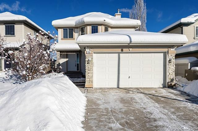 This professionally painted gem is an incredible way to get into the market. It has great curb appeal, no back or front neighbours and is gently lived in. Driving up you will notice the detail on the driveway & walkway. Even in this weather you can tell there is nice landscaping. As you enter you will appreciate the hardwood & excellent quality carpets. The living room is large & opens up to the kitchen & dining area. The kitchen features an island with raised breakfast bar, a newer fridge & Bosch dishwasher. The laundry is conveniently tucked away in the back mudroom. Upstairs you will find 2 good sized bedrooms & a master with a huge walk-in closet & 4 piece ensuite. Another 4 piece bathroom completes this level. The backyard has a deck & patio and has lots of space for the kids or puppies to run around. This home has air conditioning, and it is bright & inviting. It has easy access to Deerfoot Tr, restaurants & shopping. Well priced homes in this price point are going fast, make sure to view this one.
