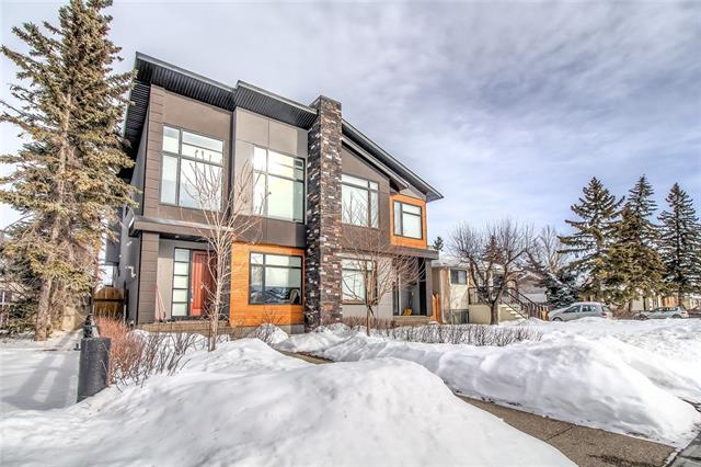 CUSTOM BUILT, IMMACULATE, BETTER THAN NEW. 1,625 square foot two storey home must be viewed to appreciate the upgrades and finishings. 15 foot vaulted ceilings in the master bedroom with double sided see through fireplace into the spa like master ensuite. 9 foot flat finished ceilings on both floors, 10 foot quartz kitchen island and quartz counters throughout, hardwood flooring, upstairs laundry, stone facing fireplace in living room, custom built railings with glass inserts, $20,000 window coverings package, closet built-ins. The home's exterior features UPGRADED STUCCO on the house and garage, accented with cedar and stone. EXPOSED AGGREGATE WALKWAY, professionally landscaped in a hardscape theme with numerous trees and shrubs, stone patios, no grass to mow. Double detached garage. PRICED TO SELL.