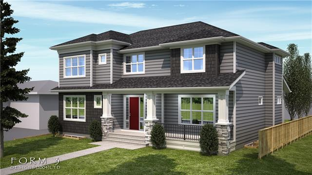 Contemporary with craftsman sophistication. Custom builder Essex Homes brings this gem to the market with July 2018 completion. Enjoy 4543+ sq ft of developed living space with triple garage. Located in the dream location of Rutland Park with exceptional proximity to DT & great access. Seven bedrooms -4 up, 2 down with a bd/office on the main. This home has FIVE full bathrooms. The Chefs kitchen with premium granite island, huge hidden pantry & everyday dining area along with an elegant formal dining room & comfortable living room with fireplace & excellent flow to wall to wall windows leading to the SOUTH deck make this home exceptional for entertaining. Every detail has been carefully selected to create a luxury lifestyle. A very generous master retreat with spa like ensuite & custom master closet. Downstairs find a wet bar, wine room, exercise room, hobby area & REC. room. The Extensive LOT & the OUTSIDE fireplace & full deck are perfect for many years of family JOY. Still time to select finishings.