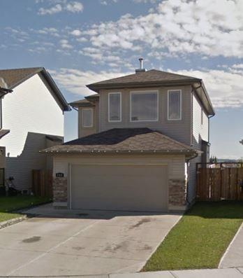 """OPEN HOUSE SATURDAY MARCH 10/18 2:00-4:30 -  Stop in and take a peek at this Lovely 2 storey 1700 + sq. ft. 4 bedroom home leaving more than enough room for the growing family.  The open concept floor plan features  bright spacious living room, gas fireplace TV alcove, and glistening hardwood floors. Enjoyable morning sun streaming through your french doors into your dining room right through to the kitchen.  The upper level offers your Master suite w/walk-in closets and 2 more generous bedrooms, and a terrific bonus room.  Retire to the fully finished walkout basement to a nice size family room, 4th bedroom, bright generous windows and french doors leading out to the roomy back  yard. """"Welcome Home"""""""