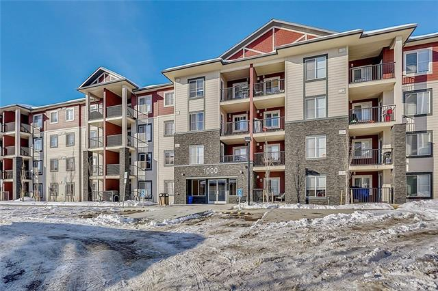 Legacy is one of Calgary's finest locations of the south, featuring 15 km of scenic pathways through out the community.  You will see beautiful ponds, green spaces and parks as you discover the area.  Come home to your 2 bedroom/ 2 bathroom + Den, fully upgraded!  Beautifully laid out open floorplan, with the bedrooms on opposite ends of the unit.  The master features an upgraded glass shower ensuite and walk through closet, giving you your own serene space.  In the kitchen: Close those soft close drawers with ease, dark granite counter tops and espresso cabinets.  Stainless steel appliances have hardly been touched! Enjoy your evenings on your extra large West facing balcony. Your car is safely protected from snow and hail in the underground titled parking space that comes at no extra charge.  Low  Condo fees include heat and water, making this an affordable choice for you and your family.