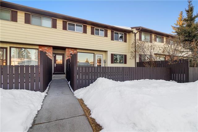 Are you looking for an excellent starter home? Then look no further than this exceptionally bright unit in the quiet and peaceful Marlborough Mews! This well-kept home boasts a very bright and ample family room, dining room, and kitchen on the main level; you even have access to your own fenced front yard from here! The upper floor hosts the master bedroom, 2 more spacious bedrooms, and the 4-piece bathroom. In the finished basement you?ll find a generously sized living room, laundry room, and a 2-piece bathroom with the rough-in for adding a shower/bath. The home is mere steps away from the TransCanada Centre plaza. The plaza gives access to a multitude of amenities such as restaurants, shopping, and much more. You?ll have quick and easy access to public transit and if driving from this location there?s easy access to major roads such as: Trans-Canada Highway and Stoney Trail. Don?t miss out on this opportunity to own this affordable, neat, and conveniently located home!