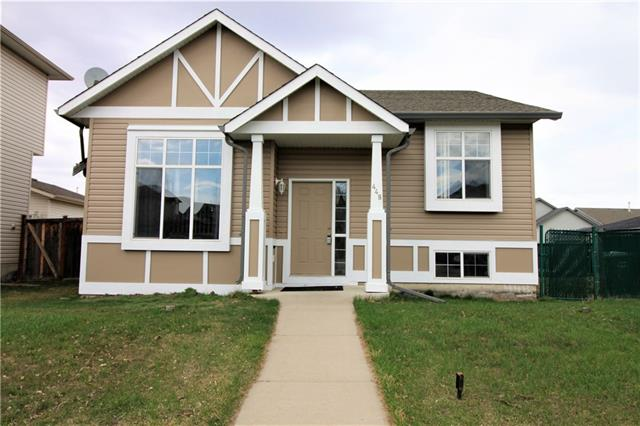 **SPRING SPECIAL** Seller can finish the basement for only $7000 and can build a garage for $15,000.  May be able to add into the mortgage. MUST SEE FULLY RENOVATED Bilevel in Airdrie's Willowbrook. With over $40,000 worth of renovations throughout this home feels BRAND NEW. New vinyl plank flooring, carpet, paint, faucets, trim and new siding and exterior paint. The main floor features a spacious entry, bright open living room with 11ft ceiling, good sized dining room overlooking the living room, spacious kitchen with pantry and lots of counter space. The master has a walk-in closet and there are 2 more bedrooms and 4pc bath on this level. The basement is 50% completed with all new subfloor, framing, electrical and plumbing for a large rec room, 4th bedroom, 3pc bath, laundry room and large crawl space great for storage or super fun kids play zone. The large yard has a deck and loads of room for an oversized double garage and still leaves lots of room for a yard.