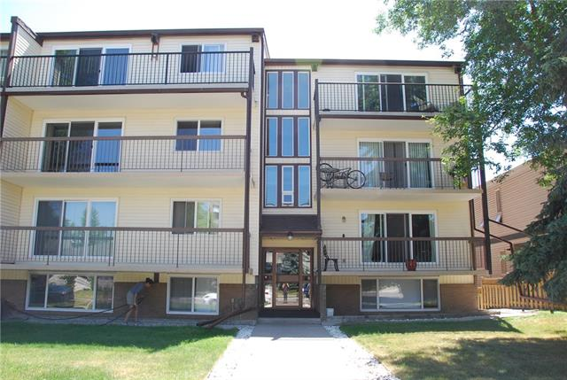 Investor Alert! This 1 bedroom, 1 bath condo in Windsor Park is a short walk to Chinook Mall, close to public transportation, schools and minutes to downtown. Adult only building (18+). *This unit is located below ground level*